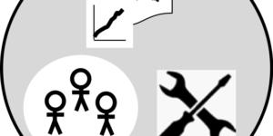 Icon Projektmanagment