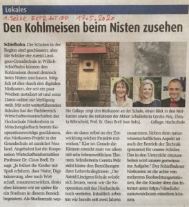 Extra Tipp Kohleisen Schulkooperation Astrid Lindgren