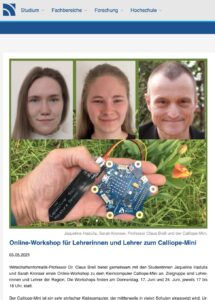 210505-PM-Online-Workshop-für-Lehrerinnen-und-Lehrer-zum-Calliope-Mini